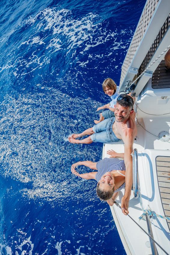 Dein privater Segeltörn - Entspannung und Ferien, wie Du sie magst!